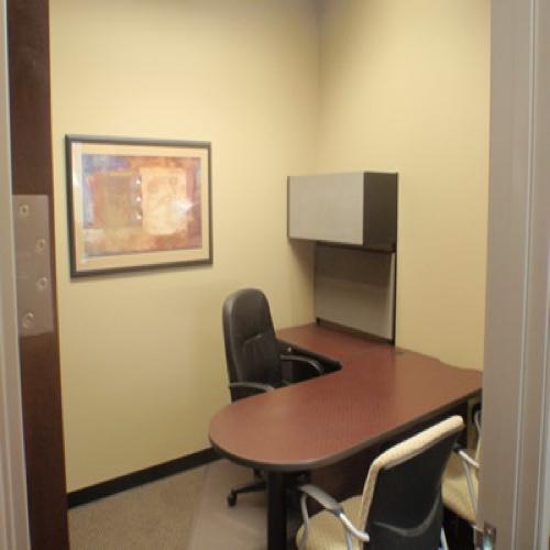 Interior Executive Office Suite