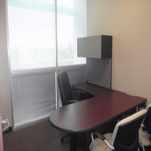 Window Executive Office Suite